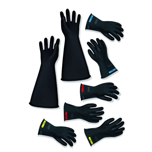 Rubber Insulated Gloves Size 10