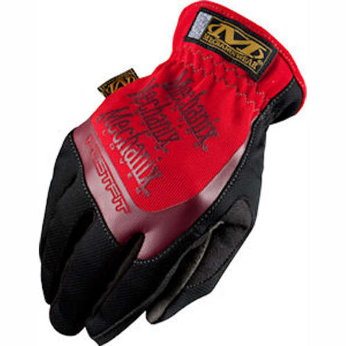 Fast Fit Glove Red