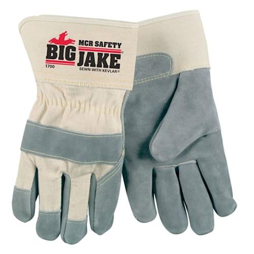 Big Jake Leather Palm Gloves