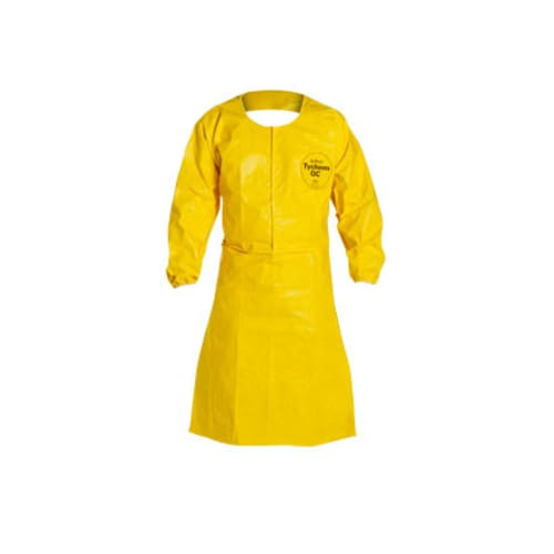 Tychem QC Sleeved Apron