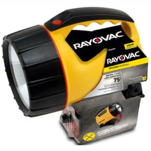 Rayovac Workhorse WHKLN6V-BA 6V Lantern with Krypton Bulb and Battery