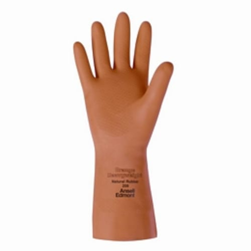 Heavyweight Natural Rubber Latex Gloves