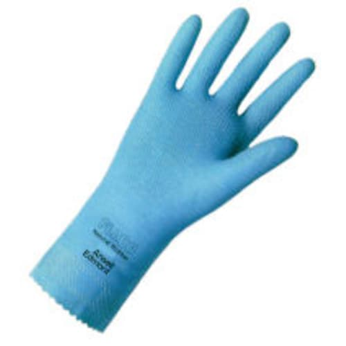 FL100/200 Flock-Lined Natural Latex Gloves