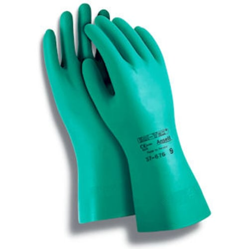 GLOVES, NITRILE 11MIL
