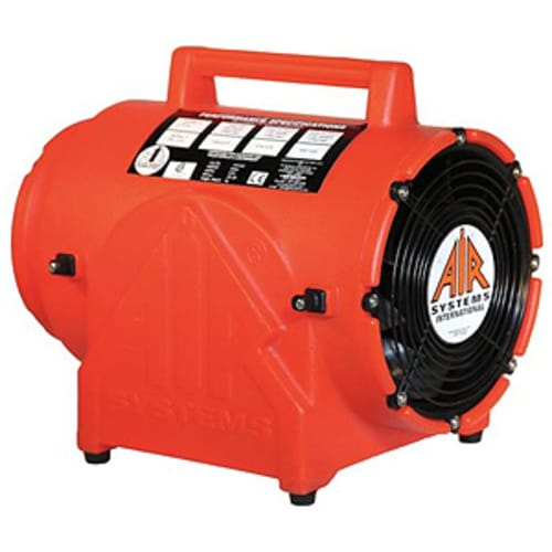 CVF Axial Fan AC Axial Ventilation Fan - CSA/US Approved