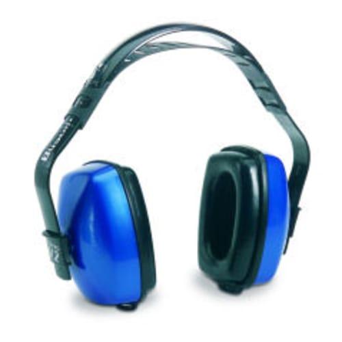 Howard Leight Viking V2 Multi-Position Noise Blocking Ear Muff, 27 dB, ABS, Dark Blue