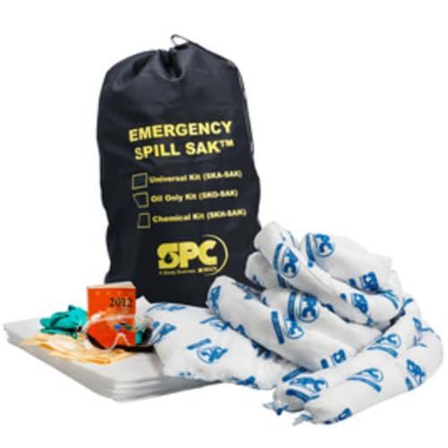 Emergency Spill Sak Portable Spill Kit