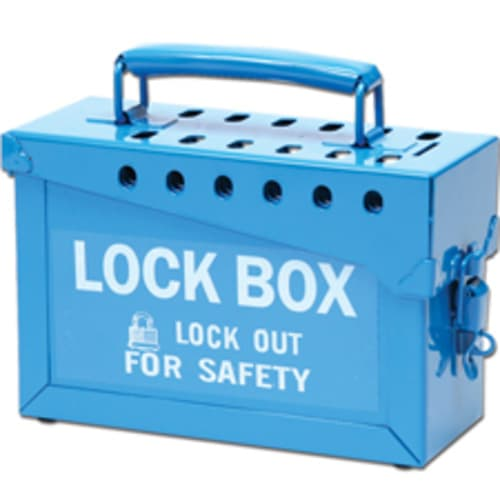Portable Metal Lock Boxes