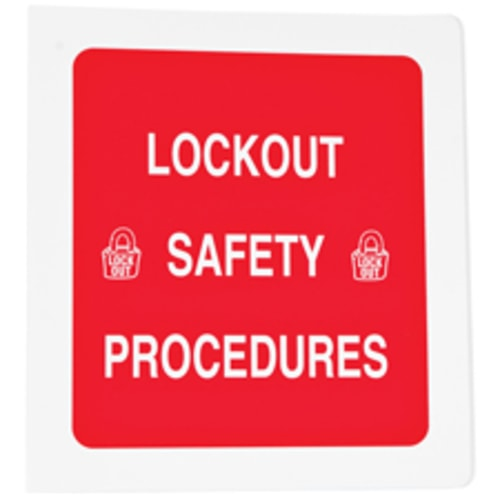 Lockout Procedure Station