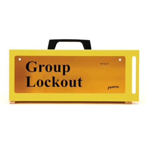 Metal Wall Lock Box