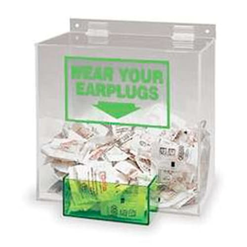 Large Capacity Earplug Dispenser