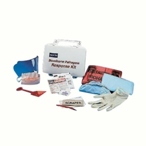 Refill Core Pack, For Use With Blood Borne Pathogen Response Kit