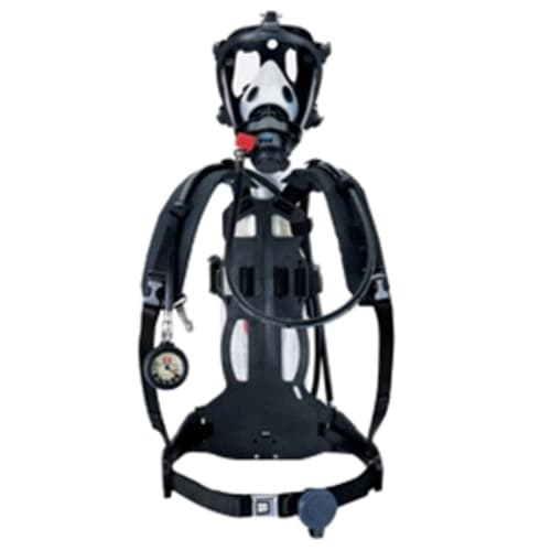 Survivair Cougar Self-Contained Low Pressure Breathing Apparatus System, Medium