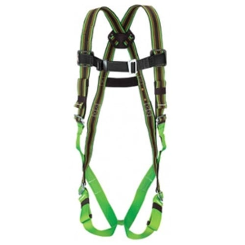 Miller DuraFlex Full Body Stretchable Safety Harness, Universal, 400 lb