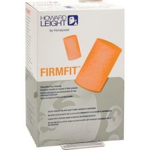 FirmFit Disposable Ear Plug, Universal, 30 dB, Cylinder, Uncorded, PVC Foam