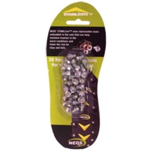 Stabilicers Replacement Cleats, Rubber Sole