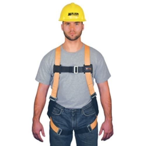 T-FLEX Full Body Safety Harness, XX-Large, 400 lb