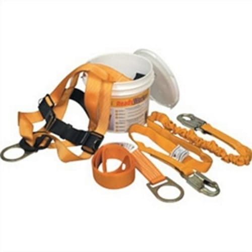 Titan ReadyWorker Fall Protection Kit, 310 lb, 6 ft