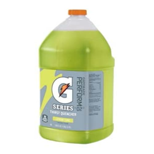 Thirst Quencher Liquid Concentrate, 6 Gallon, Lemon-Lime