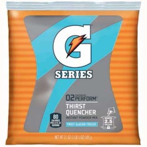 Thirst Quencher Instant Drink Mix - Glacier Freeze