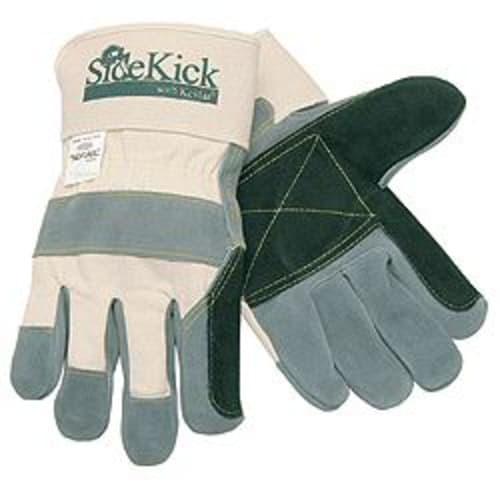 Side Kick Leather Palm Gloves