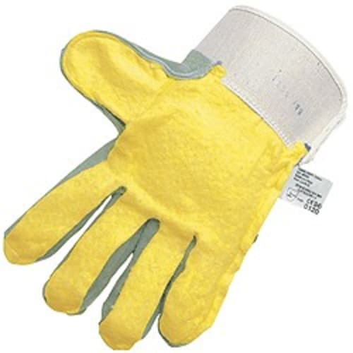 Big Jake Kevlar-Lined Leather Palm Gloves
