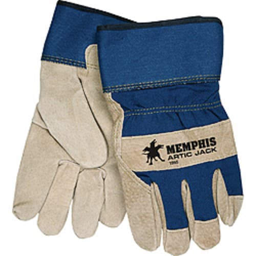 Artic Jack Insulated Pigskin Drivers Gloves