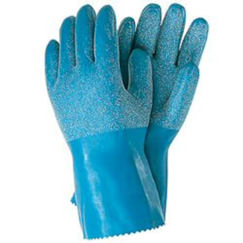 BlueGrit Supported Multi-Purpose Rubber Gloves