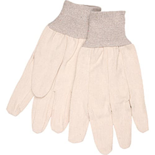 Cotton Canvas Gloves, 8 oz.