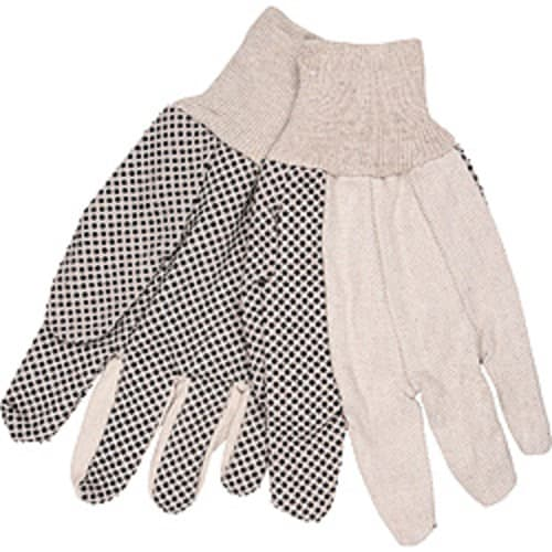 Canvas Gloves with Dots