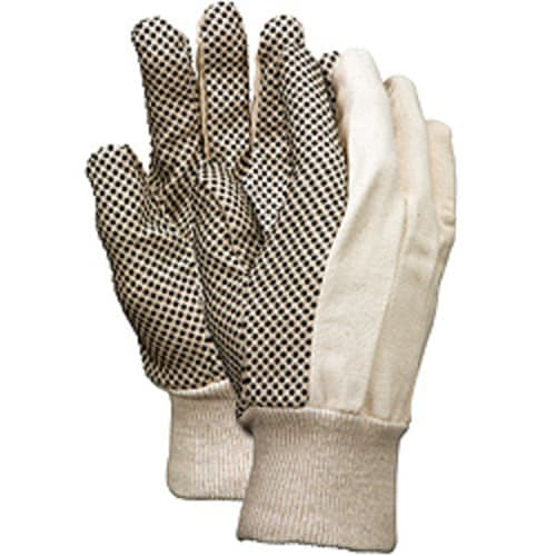 Cotton Canvas Gloves, 10 oz.