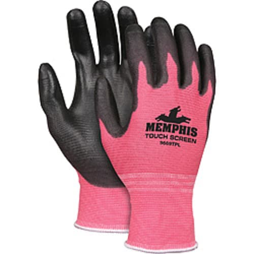 PINK Memphis Touch Screen Glove