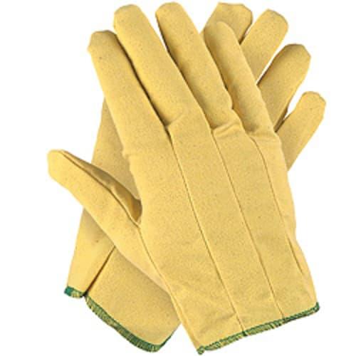 Vinyl-Impregnated Work Gloves