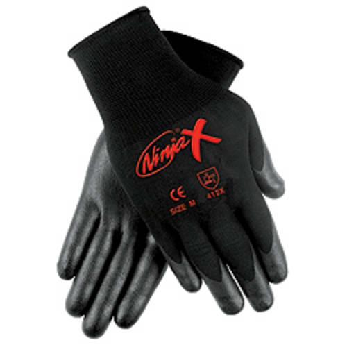 Ninja X Bi-Polymer Coated Palm Gloves