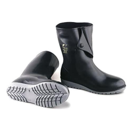 Women's comfort boots, steel toe