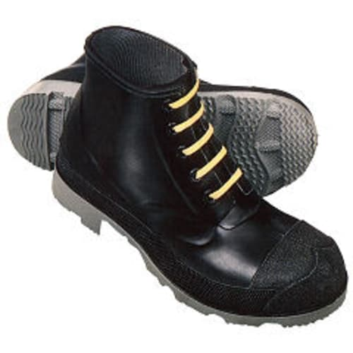 "Men's 6"" workshoes with steel toe"