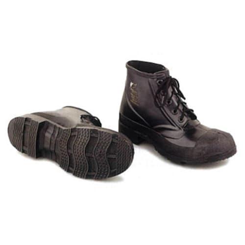 """6"""" Economy work shoes, steel toe"""