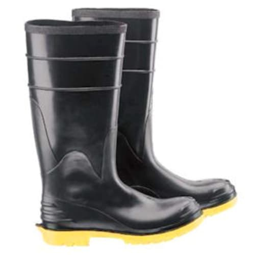 """16"""" Polyblend boots with steel toe"""