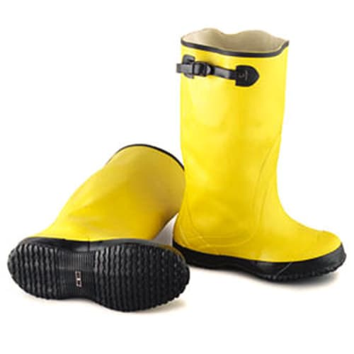 "17"" Rubber slicker boots"