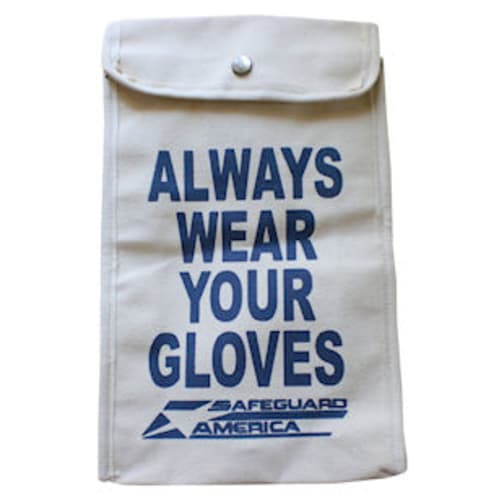 "15"" Glove Bag, for 14"" Gloves"