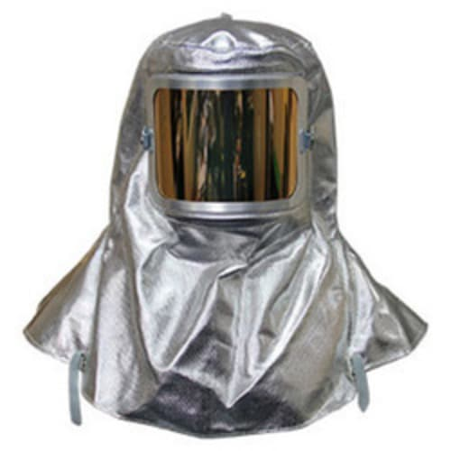 19 oz. Aluminized Para Aramid Blend Hood