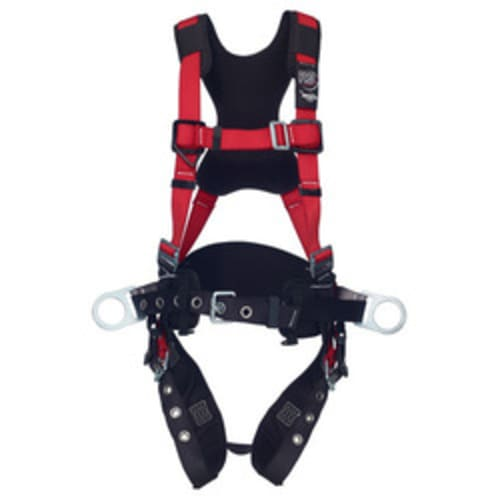 PRO Construction Style Positioning Harness - Comfort Padding