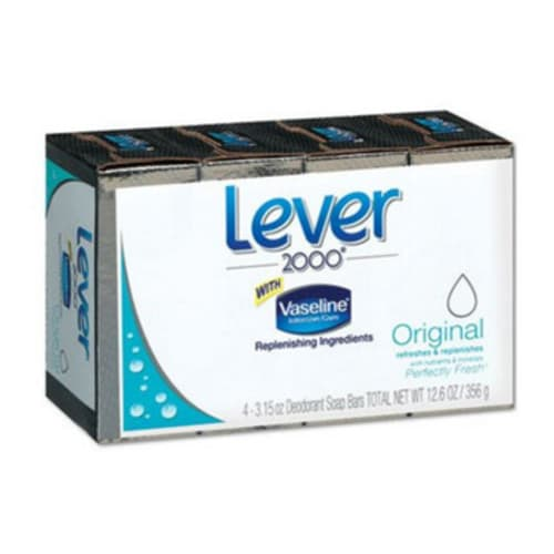 Lever 2000, Perfectly Fresh Moisturizing Bar Hand Soap, 3.15 oz