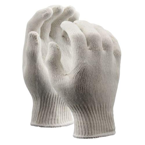 String Knit Gloves, Lightweight, 10 Gauge