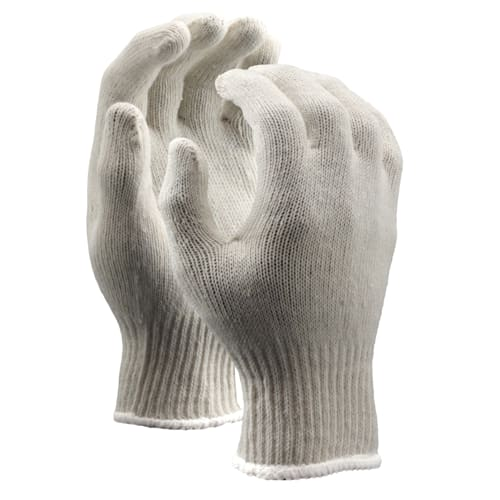 String Knit Gloves, Standard Weight, 7 Gauge