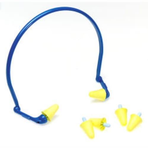 E-A-Rflex Foam Tips Semi-Insert Hearing Protector