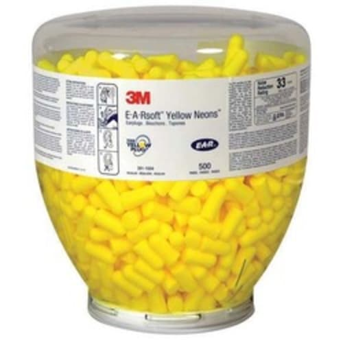 E-A-Rsoft Yellow Neons refill