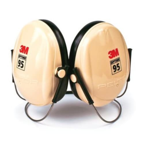 Peltor Optime 95 Behind-the-Head Earmuffs