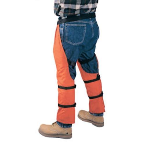 Chain Saw Leg Protection