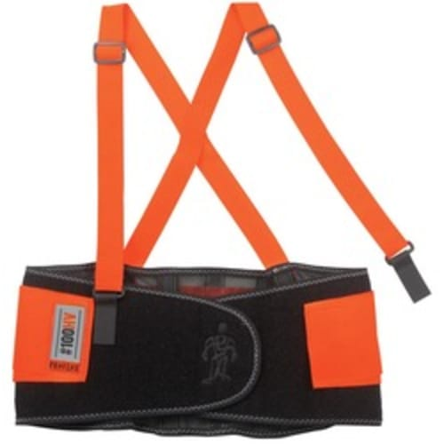 ProFlex 100 Economy Hi-Vis Back Support